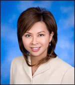 Dr. Christy Chen of A Plus Dental, smiling